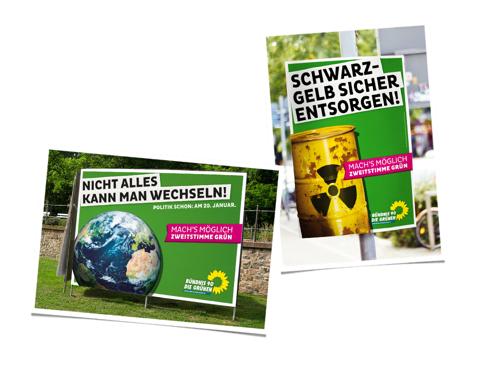 Grünen-Fotos